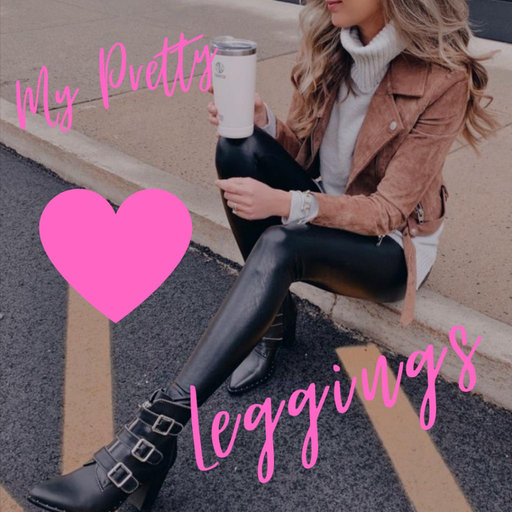 My pretty leggins 1