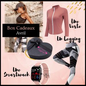 box vêtement et beauté femme par abonnement