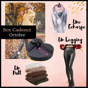 box par abonnement vêtement et beauté femme