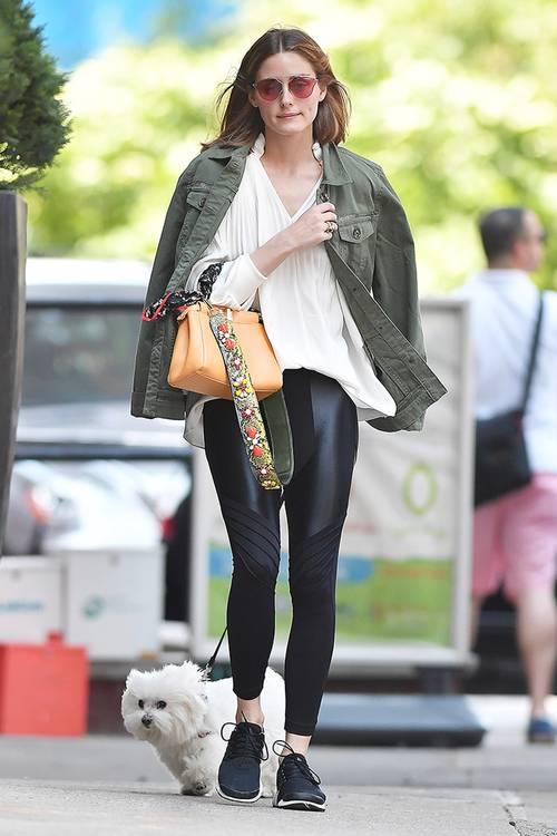 tendance legging femme simili cuir
